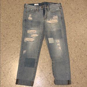 Gap bf jeans